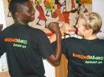 Bild 0 für Die Vorbereitungen für eine Jugendbegegnung innerhalb der Partnerschaft Wertheim- Volta sind im vollen Gange